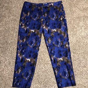 Boden Bistro Crop Trousers